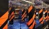 Up to 38% Off Jump Pass or Party at Sky Zone Oaks