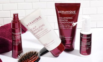 $0 for $20 Voucher for Keranique's 30-Day Intro Kit (valued at $49.95)