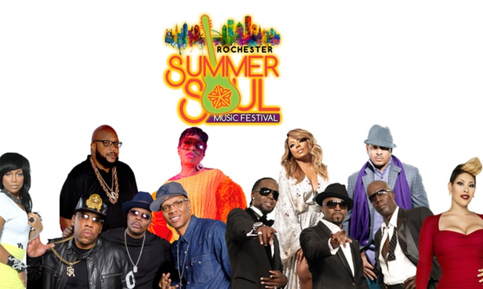 Rochester Summer Soul Music Festival - Up To 42% Off - Rochester, NY