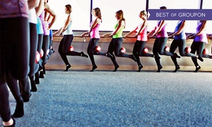Pure Barre Madison Hilldale: $79 for Four Weeks of Unlimited Barre Classes at Pure Barre Madison Hilldale ($199 Value)
