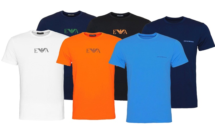 d3989fce9da71c Pack 2 T-Shirts Emporio Armani   Groupon Shopping