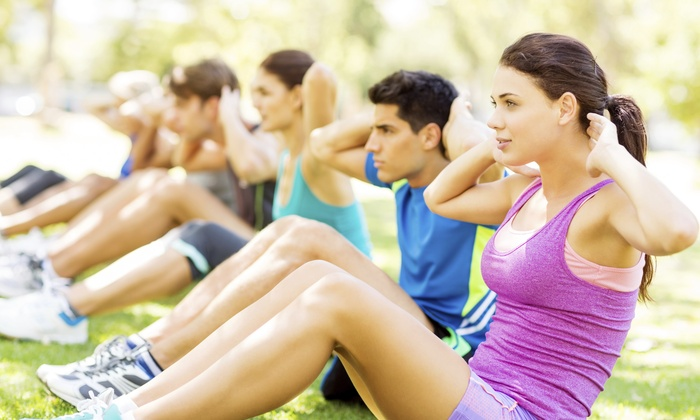 Burn Bootcamp - North Hyde Park: Four Weeks of Unlimited Boot-Camp Classes at BURN Bootcamp (70% Off)