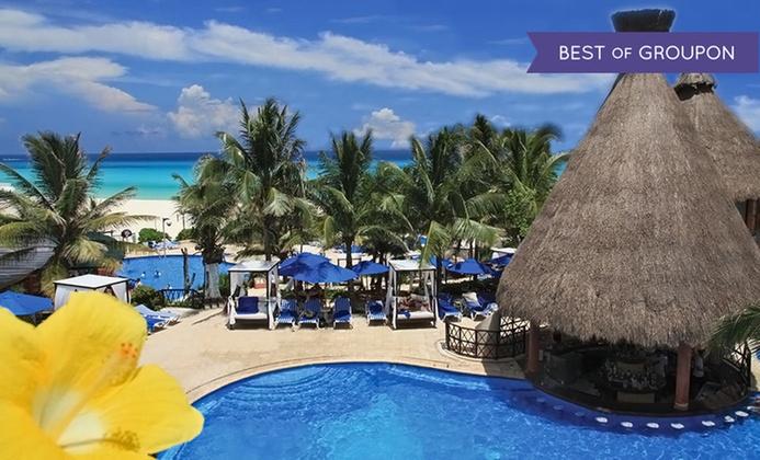 All-Inclusive Beach Resort in Playa del Carmen