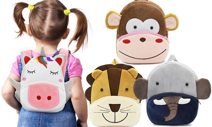 Kids' Animal Backpack