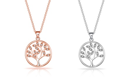 Philip Jones Tree of Life Necklace