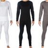 Men's 'Soft Comfort' Premium Thermal Base Layer Set (2-Piece)