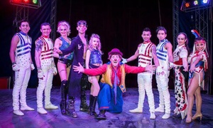 Planet Circus: Planet Circus on 30 May - 3 June at Chester-Le-Street