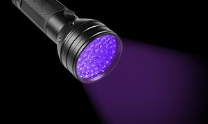 51-LED Ultraviolet Black-Light Flashlights (2 Pack)