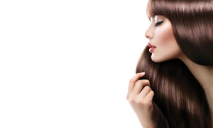 Balgowlah Hairdressing: $139 for Keratin Hair Straightening Treatment at Balgowlah Hairdressing (Up to $400 Value)