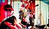 Kitty Kat Pole Dancing Studio - Miami: $29 for Five Classes at Kitty Kat Pole Dancing ($85 Value)