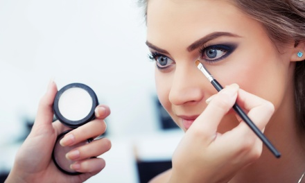 $25 for 30-Minute Full-Face Makeup Application at An I For Beauty ($50 Value)