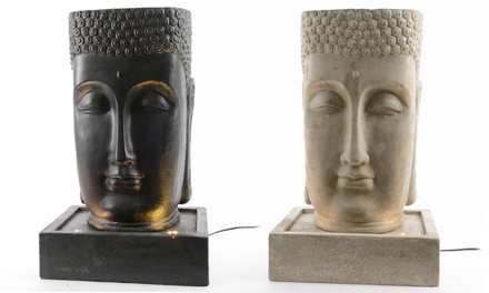 Buddha Head Water Feature With Free Delivery