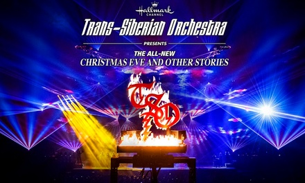 "Presale: Trans-Siberian Orchestra Presents The All-New ""Christmas Eve and Other Stories"" Concert & Album on December 5"