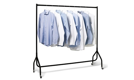 HeavyDuty Clothes Rail in Choice of Size and Colour