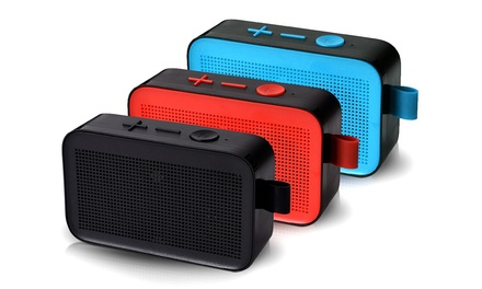1 o 2 speaker Bluetooth con bassi profondi disponibili in 5 colori
