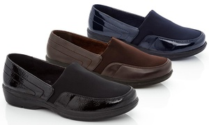 Rasolli Rock Women's Slip-On Comfort Shoes at Rasolli Rock Women's Slip-On Comfort Shoes, plus 9.0% Cash Back from Ebates.