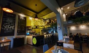 35 zł za groupon wart 50 zł i więcej do wydania na menu w restauracji Just Friends Beer&Food (-30%)