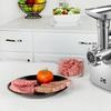 Kalorik Stainless Steel Electric Meat Grinder