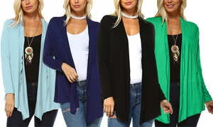 Isaac Liev Cardigans (4-Pack)