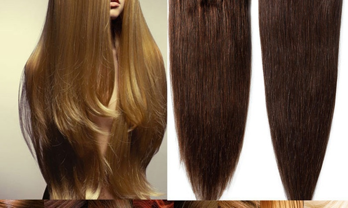 Elsa hair beauty - Wynwood: $38 for Remi Human Hair extensions All colors from 10'' to 18'' — Elsa hair beauty