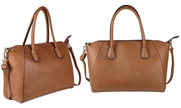 e29a3cb9d5f Up To 39% Off on Women's Cross-Body Tote Bag | Groupon Goods