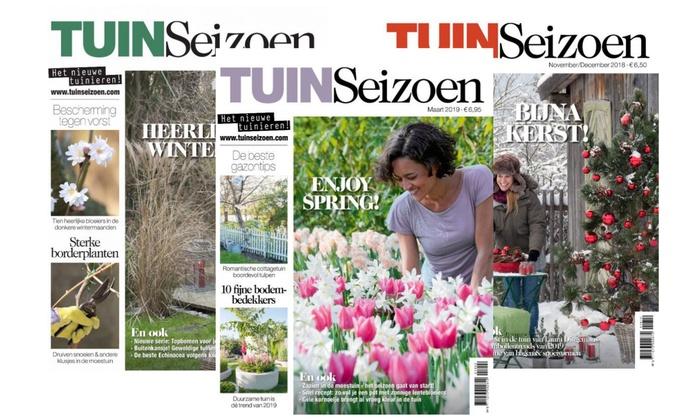 Afbeeldingsresultaat voor tuinseizoen abonnement