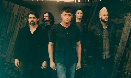 3 Doors Down & Collective Soul: The Rock & Roll Express Tour on Saturday, August 11, at 7 p.m.