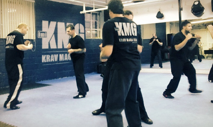 Krav Maga NJ, LLC - Ramsey: 10 or 20 Krav Maga Classes at Krav Maga NJ, LLC (Up to 81% Off)