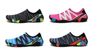 Chaussures d'eau unisexes