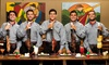 Rodizio Grill - Lehigh Valley: Full Rodizio Dinner with Drinks and Dessert at Rodizio Grill (Up to 36% Off)