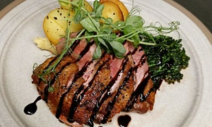 Weston Tavern: Pub Classic with Wine for Two or Four at Weston Tavern (Up to 53% Off)