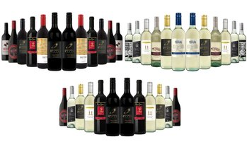 12x Margaret River and AU Wines
