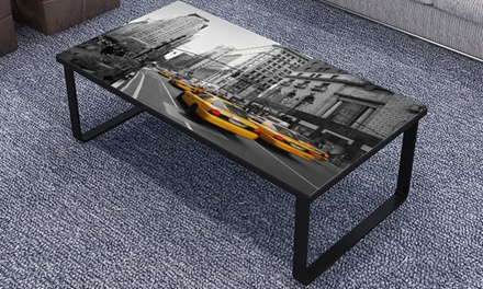VidaXL Printed Coffee Table