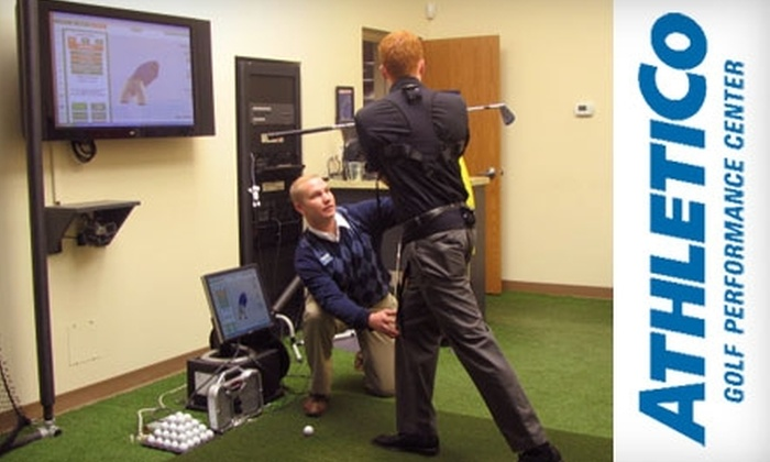 AthletiCo Golf Performance Center - Oak Brook: $99 for a 3-D Swing Analysis at AthletiCo Golf Performance Center (Up to $325 Value)
