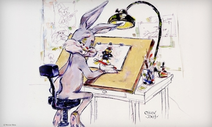 Chuck Jones Center for Creativity - Irvine: $10 for One General-Admission Ticket or $20 for Four General-Admission Tickets ($40 Value) to The Chuck Jones Big Draw on Sunday, May 22 ($25 Value)