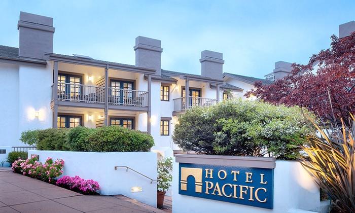 Boutique All-Suites Hotel near Monterey Coast