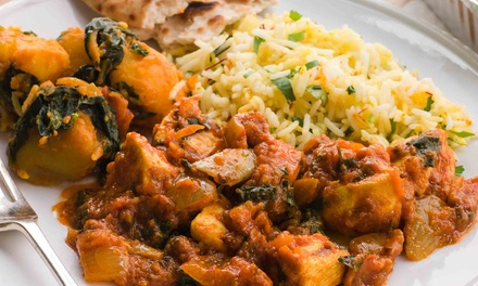 One or Two Groupons, Each Good for $20 Worth of Indian Food at Paradise Biryani Pointe (45% Off)