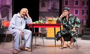Teatro Ghione: Fausto e gli sciacalli, dal 4 al 12 maggio al Teatro Ghione di Roma (sconto fino a 33%)