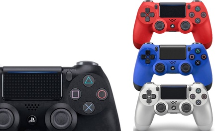 Sony PlayStation Dual Shock 4 v2 (2016) Wireless Controller in der Farbe nach Wahl