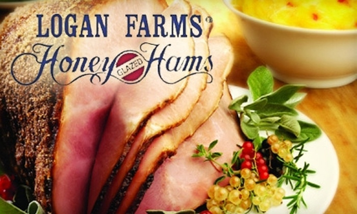 Logan Farms Honey Glazed Hams - Cedar Grove, Lynbrook: $10 for $20 Worth of Market Café Fare or $25 for a Honey-Glazed Ham ($50 Value) at Logan Farms Honey Glazed Hams
