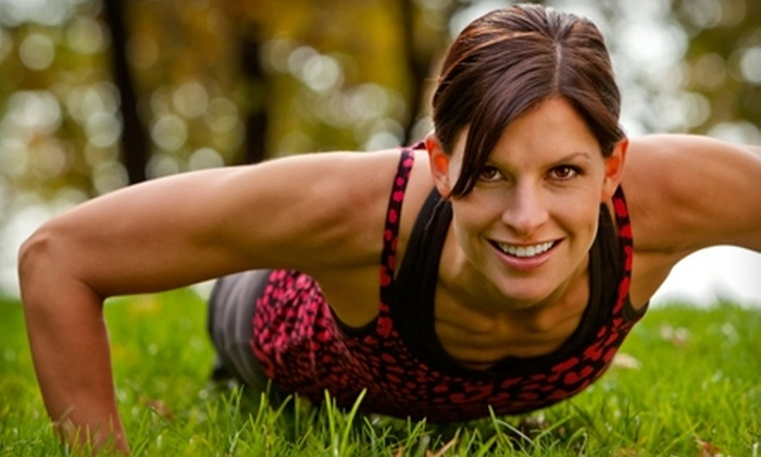 Method Fitness - Midtown Center: $39 for Five Women's Boot-Camp Classes at Method Fitness (Up to $150 Value)