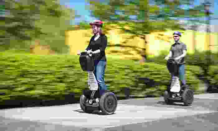 SegZone Segway Tours - Annapolis: SegZone Segway Tours of Annapolis. Choose from Two Options.