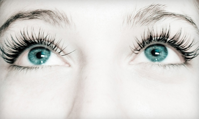 Princess Lashes Boutique & Spa - Multiple Locations: $89 for a Full Set of Eyelash Extensions and Credit to Princess Lashes Boutique & Spa (Up to $317 Value)