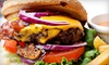 Gil's Broiler & Manske Roll Bakery - San Marcos: Hamburgers, Sides, and Drinks for Two or Four at Gil's Broiler & Manske Roll Bakery in San Marcos (Up to 58% Off)