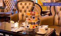 Afternoon Tea with Optional Champagne for Two at The Grosvenor Hotel (Up to 50% Off)