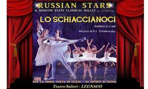 Lo Schiaccianoci a Legnago Teatro Salieri: Lo Schiaccianoci - 26 gennaio al Teatro Salieri di Legnago (sconto fino a 30%)