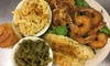 Jackie's on Laburnum - East End: Southern Style Meals at Jackie's on Laburnum (Up to 32% Off)