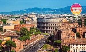 Free mObility: Tour guidato di Villa Borghese o del centro di Roma in golf kart con Free mObility (sconto fino a 55%)