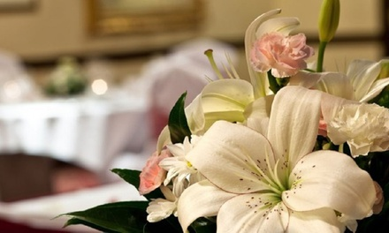 Wedding Package for 50 Day Guests and 100 Evening Guests at Britannia Hotels Adelphi (31% Off)