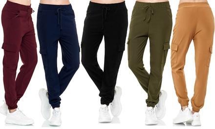Women's Plain Combat Pants